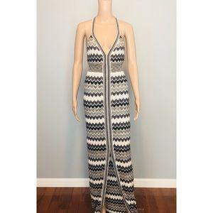 Victoria's Secret Chevron Dress